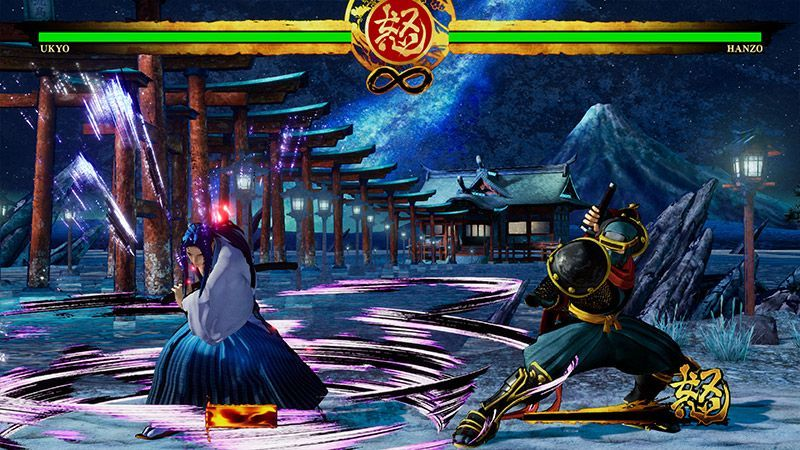 Illustration de l'article sur Samurai Shodown - Switch