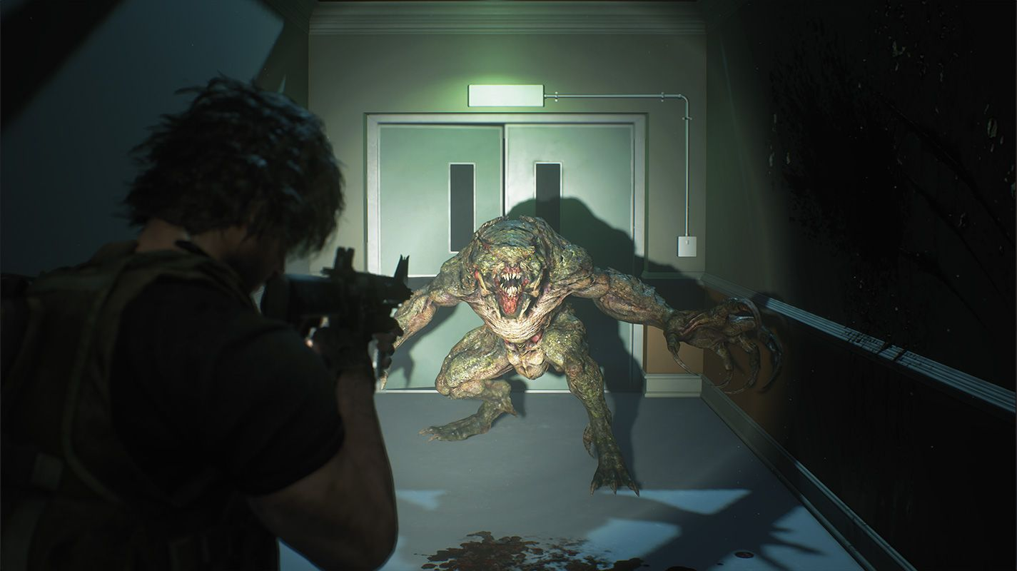 Illustration de l'article sur Resident Evil 3 - 2020