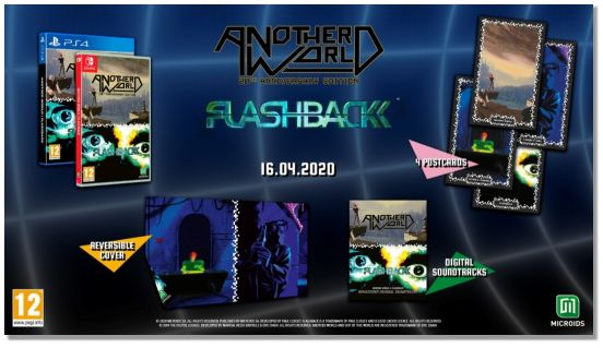 Illustration de l'article sur Another World/FlashbackLa compilation est disponible