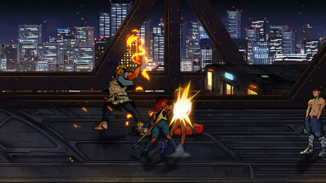 Illustration de l'article sur Streets of Rage 4