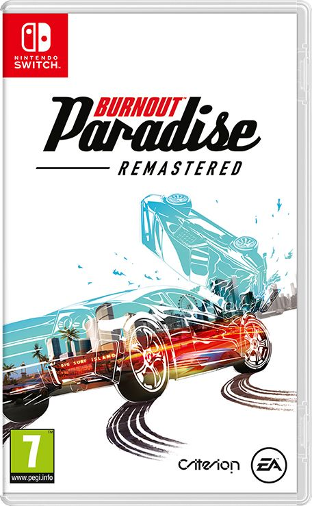 Retrouvez notre TEST : Burnout Paradise Remastered - Nintendo Switch