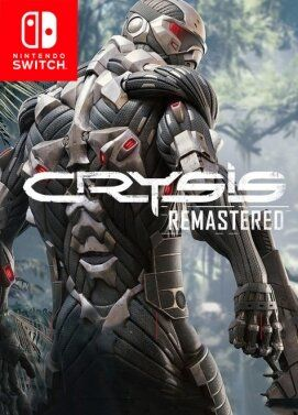 Retrouvez notre TEST : Crysis Remastered - Nintendo Switch