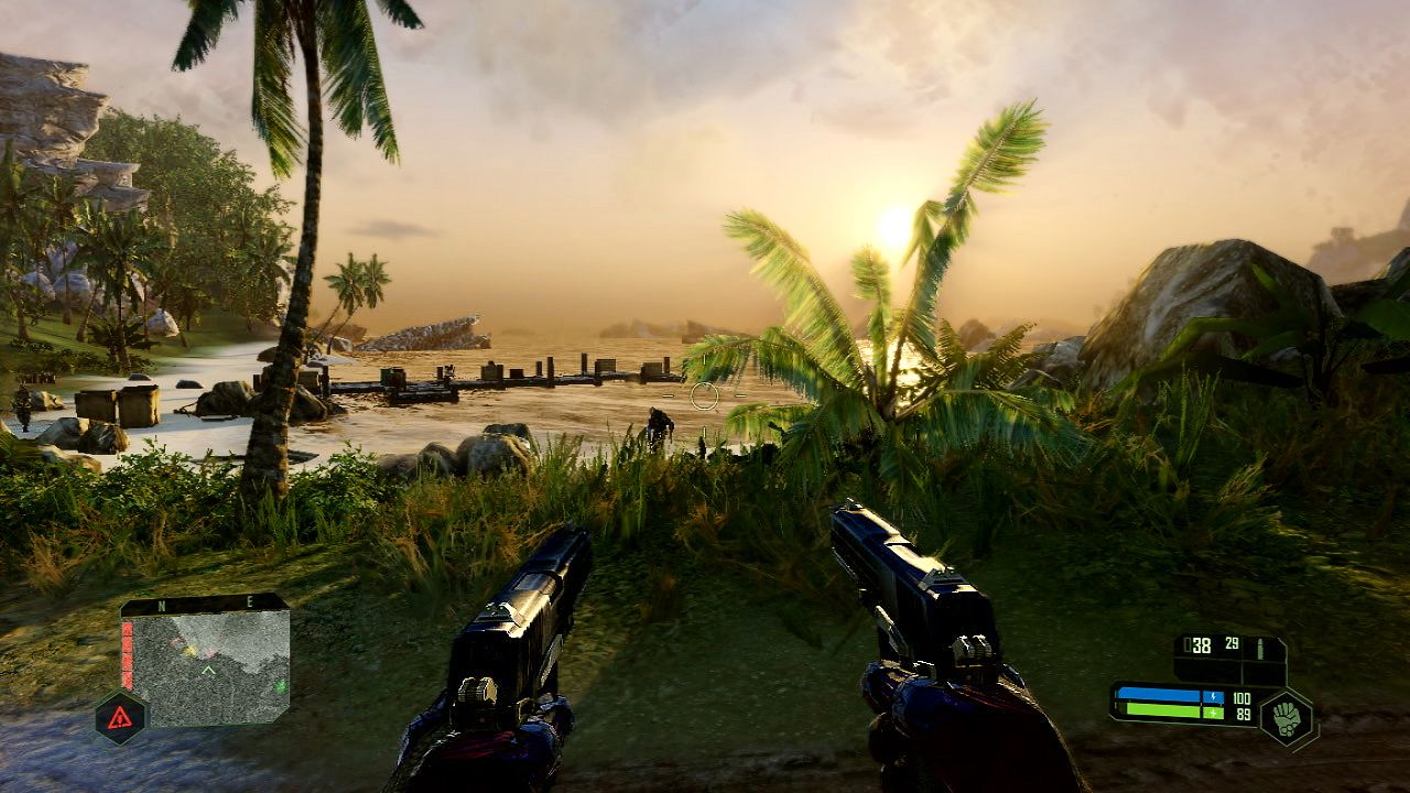 Crysis Remastered<br>Nintendo Switch