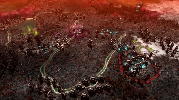 Illustration de l'article sur Warhammer 40.000: Gladius Relics of War – T'au