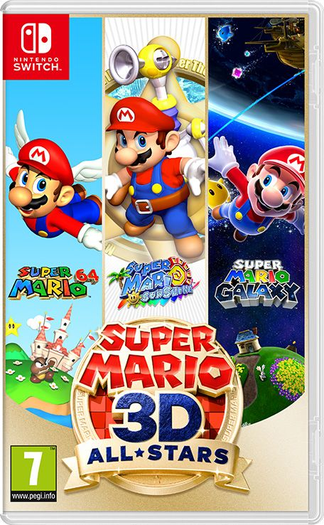 Retrouvez notre TEST : Super Mario 3D All-Stars - Nintendo SWITCH