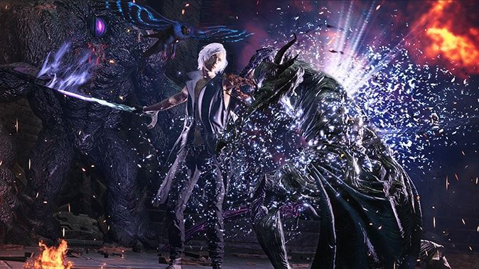 Illustration de l'article sur Devil May Cry 5 Special Edition