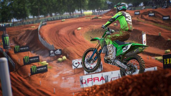 Illustration de l'article sur MXGP 2020 - The OfficialMotocross Videogame