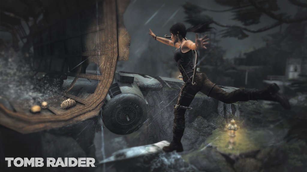 Illustration de l'article sur Tomb Raider