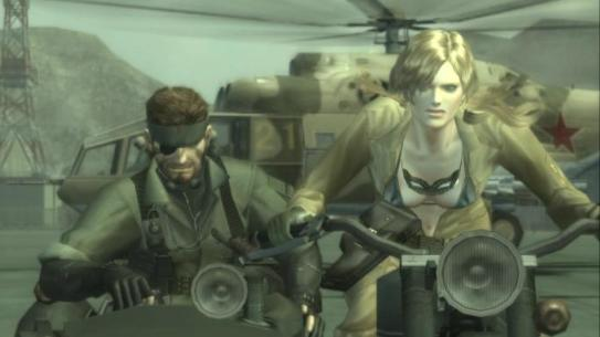Illustration de l'article sur Metal Gear Solid HD Collection