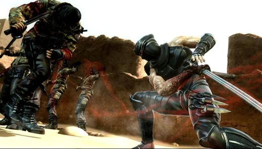 Illustration de l'article sur Ninja Gaiden 3