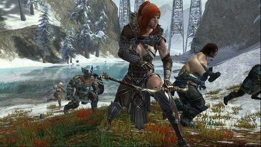 Illustration de l'article sur Guild Wars 2