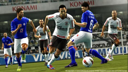 Illustration de l'article sur Pro Evolution Soccer 2013