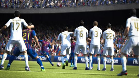 Illustration de l'article sur FIFA 13
