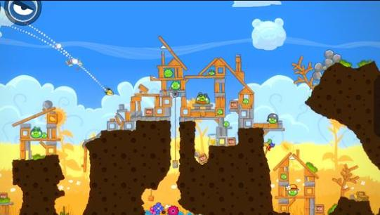 Illustration de l'article sur Angry Birds Trilogy