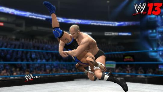 Illustration de l'article sur WWE 13