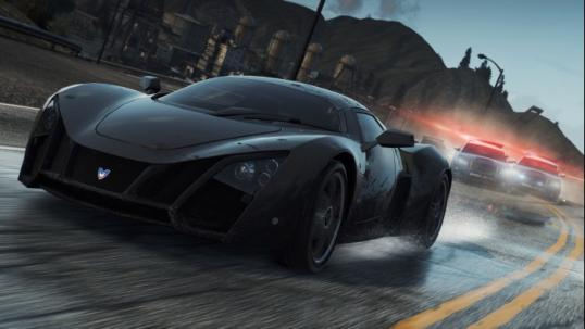 Illustration de l'article sur Need For Speed Most Wanted