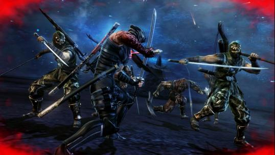 Illustration de l'article sur Ninja Gaiden 3 Razor's Edge