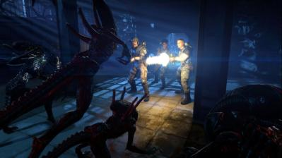 Illustration de l'article sur Aliens: Colonial Marines