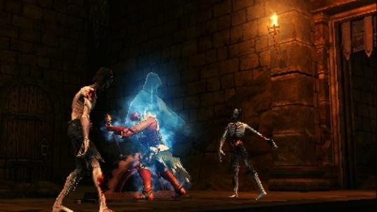Illustration de l'article sur Castlevania : Lords of Shadow Mirror of Fate
