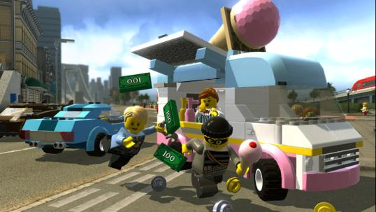 Illustration de l'article sur LEGO City Undercover : The