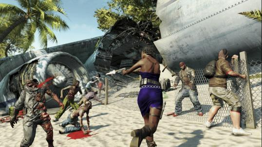 Illustration de l'article sur Dead Island Riptide