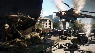 Illustration de l'article sur Sniper : Ghost Warrior 2