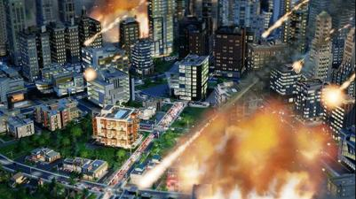 Illustration de l'article sur SimCity (2013)