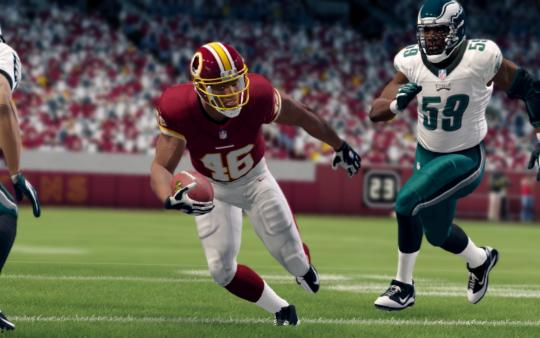 Illustration de l'article sur Madden NFL 25