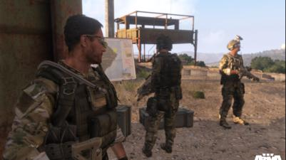Illustration de l'article sur ArmA III