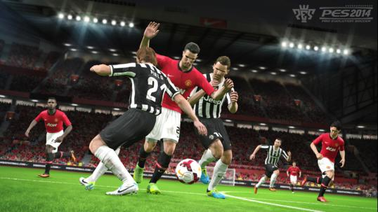 Illustration de l'article sur Pro Evolution Soccer 2014