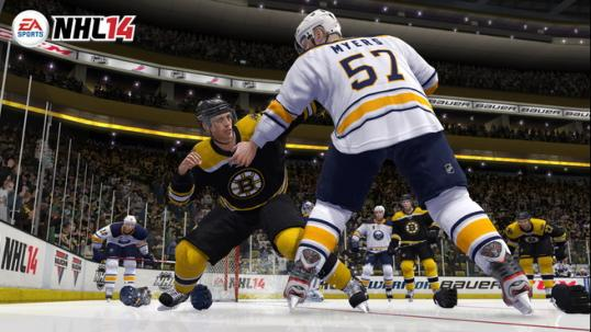 Illustration de l'article sur NHL 14