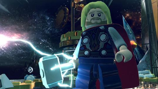 Illustration de l'article sur LEGO Marvel Super Heroes