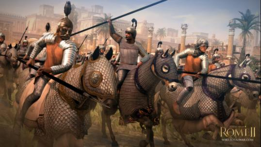 Illustration de l'article sur Total War : Rome II