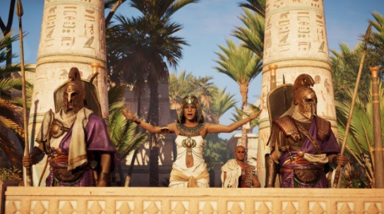 Illustration de l'article sur Assassin's Creed Origins