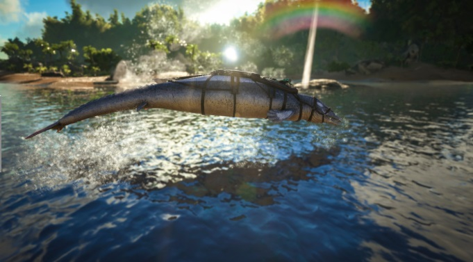 Illustration de l'article sur ARK Survival Evolved