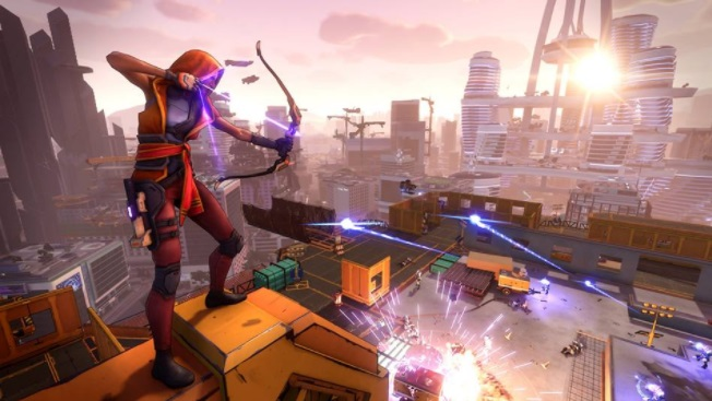 Illustration de l'article sur Agents of Mayhem