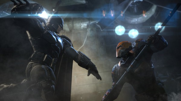 Illustration de l'article sur Batman : Arkham Origins Blackgate Deluxe Edition sort aujourd'hui