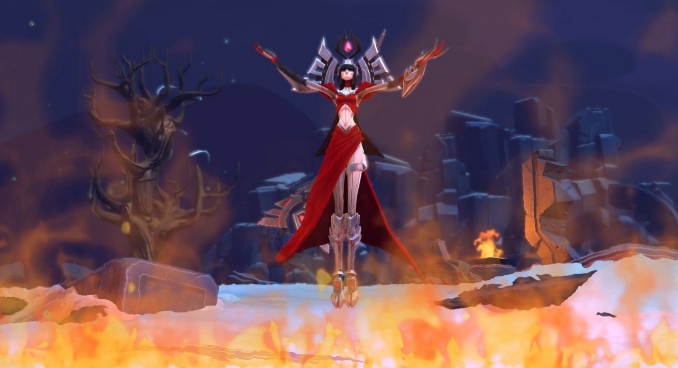 Illustration de l'article sur Battleborn