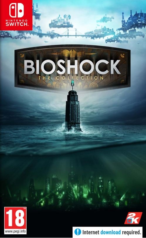 Retrouvez notre TEST : Bioshock The Collection - Nintendo Switch