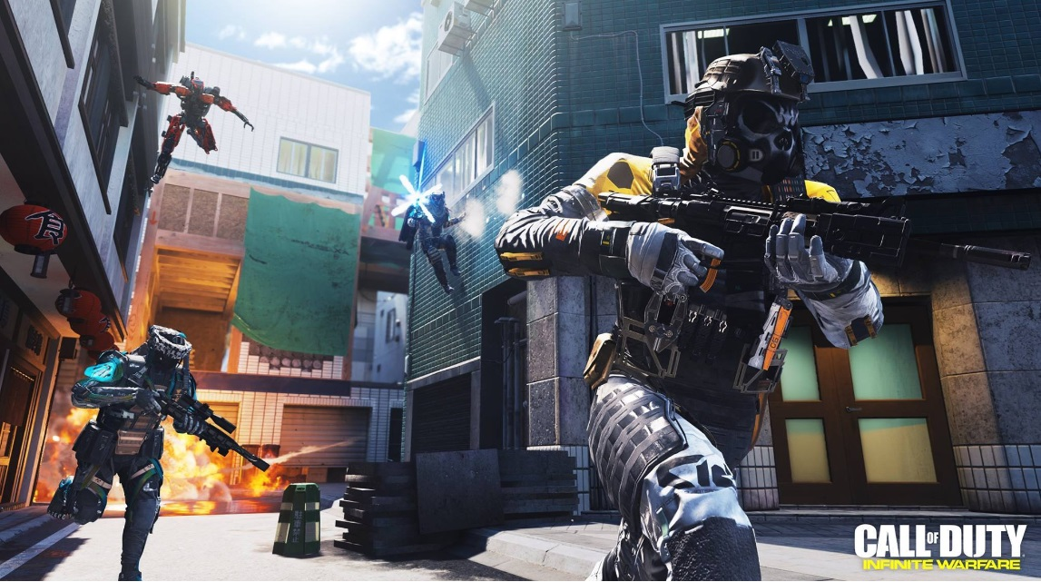 Illustration de l'article sur Call of Duty Infinite Warfare
