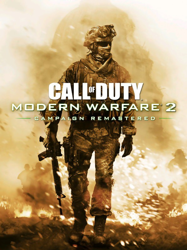 Retrouvez notre TEST :  Call of Duty: Modern Warfare 2 Remastered | Campaign - PC PS4 Xbox ONE