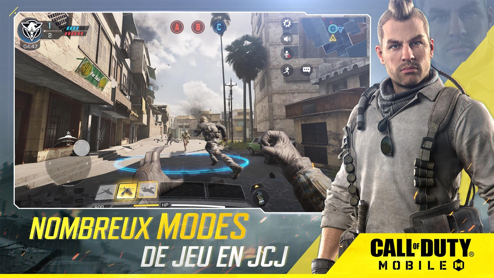 Illustration de l'article sur La saison 3 de Call of Duty :Mobile est lancée
