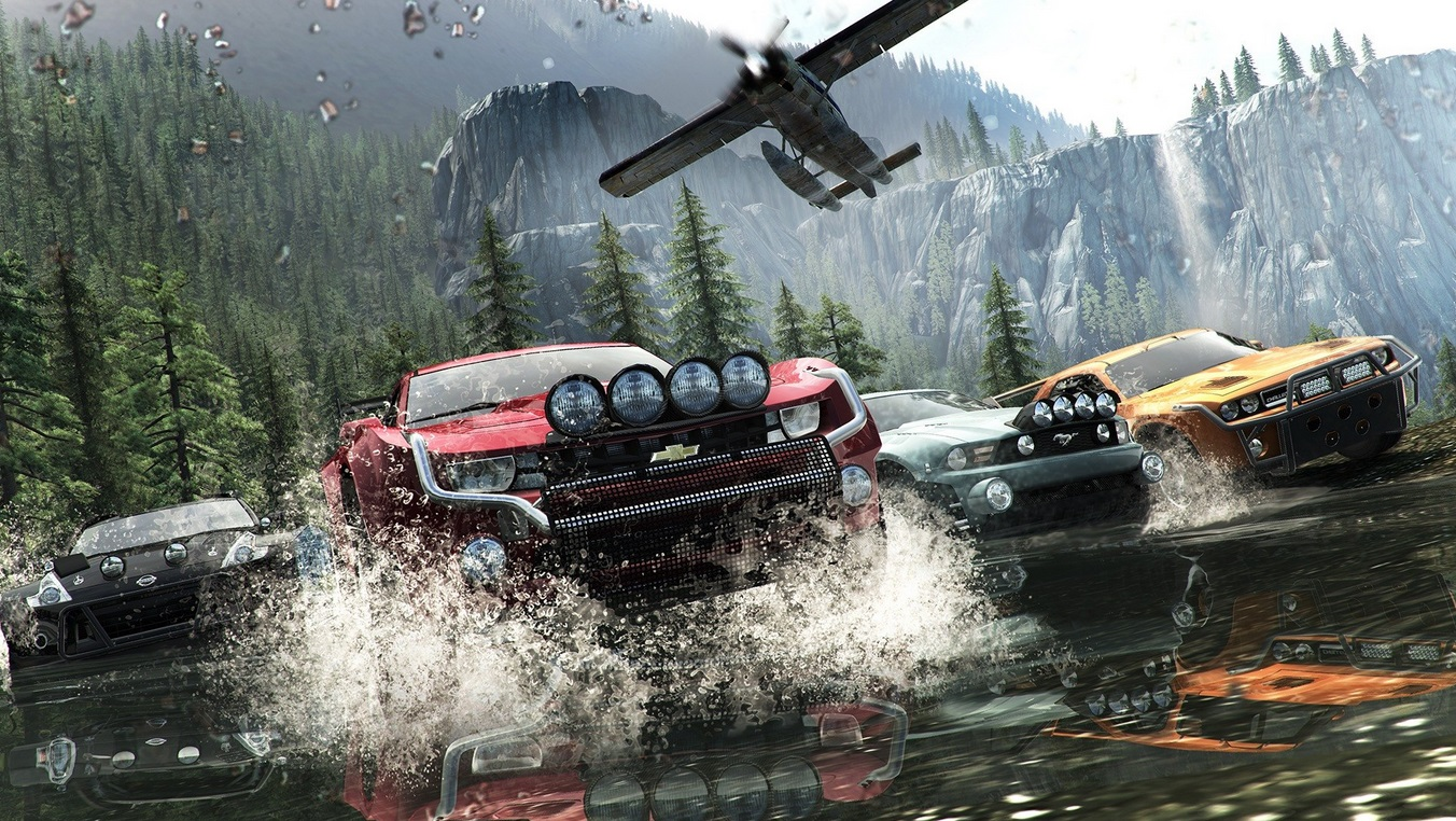 Illustration de l'article sur The Crew