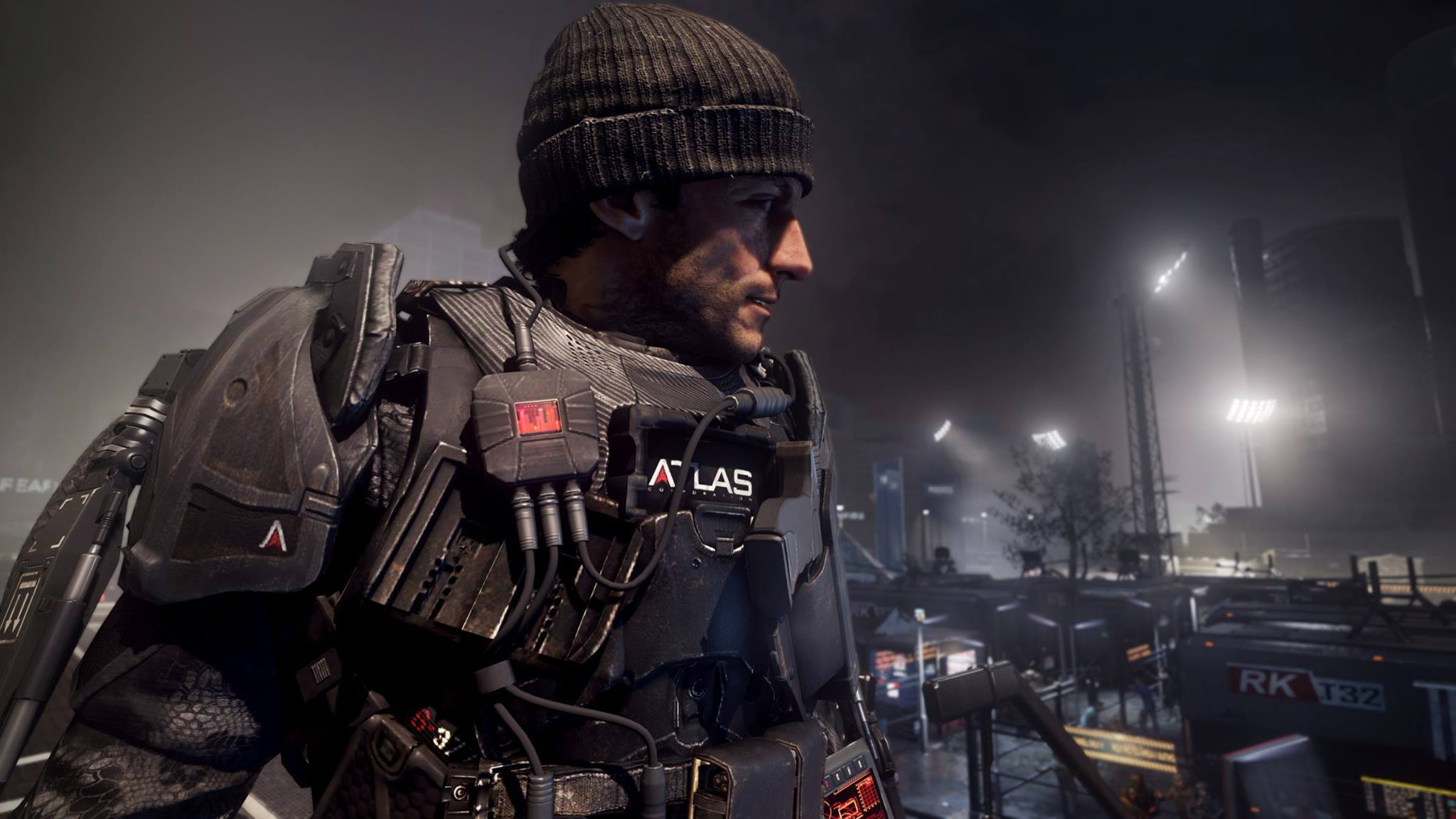 Illustration de l'article sur Call of Duty: Advanced Warfare Animation & Direction Artistique