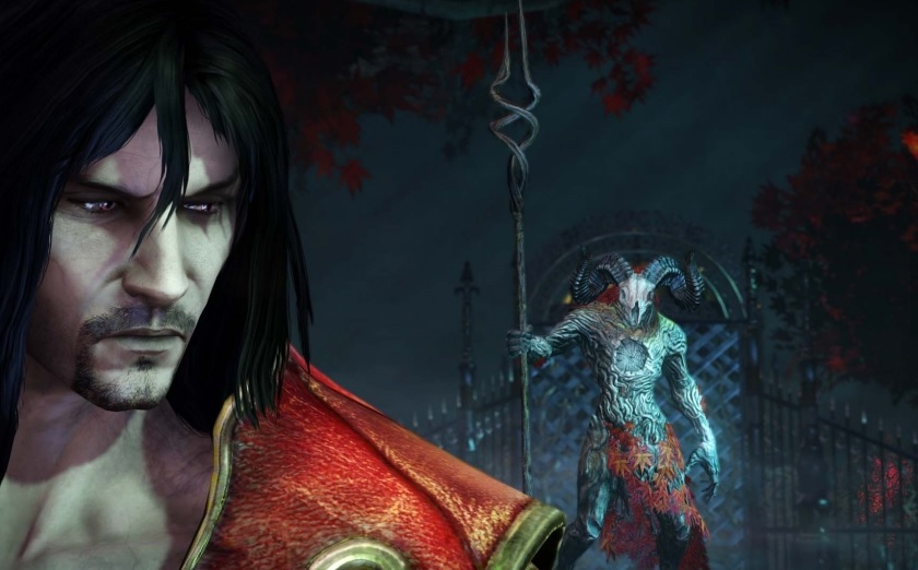 Illustration de l'article sur Castlevania Lords of Shadow 2, Konami dévoile les griffes du chaos