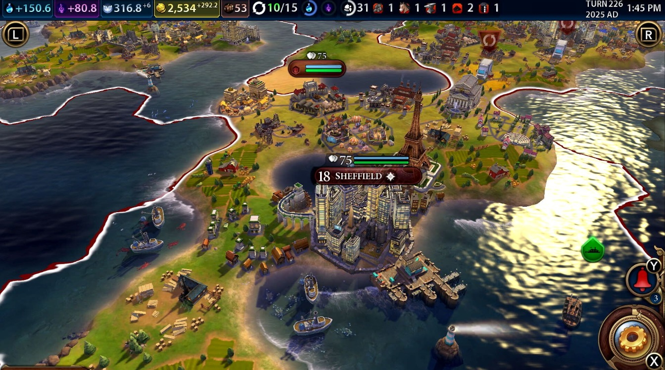 Sid Meier's Civilization VI<br>Nintendo Switch
