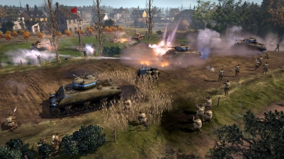 Illustration de l'article sur Une  extension stand-alone   pour Company of Heroes 2