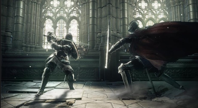 Illustration de l'article sur Dark Souls III