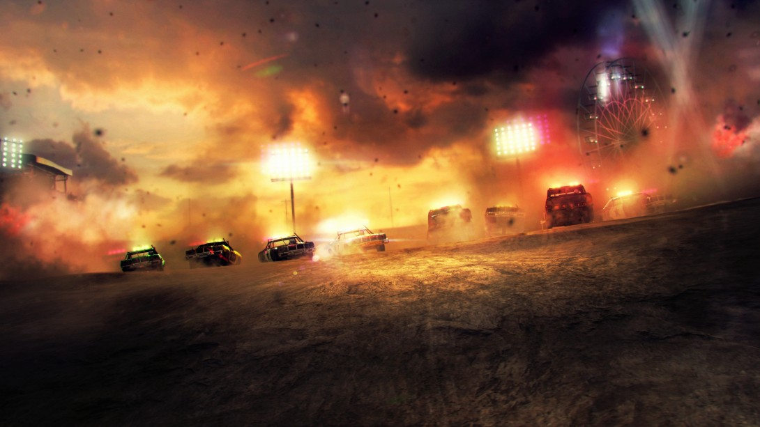 Illustration de l'article sur DiRT Showdown