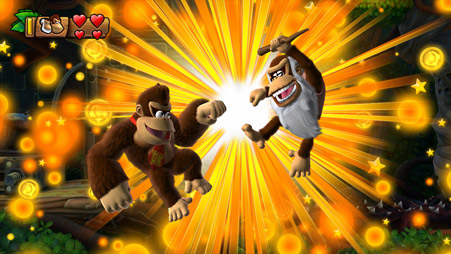 Illustration de l'article sur Donkey Kong Country: Tropical Freeze arrive sur Wii U.